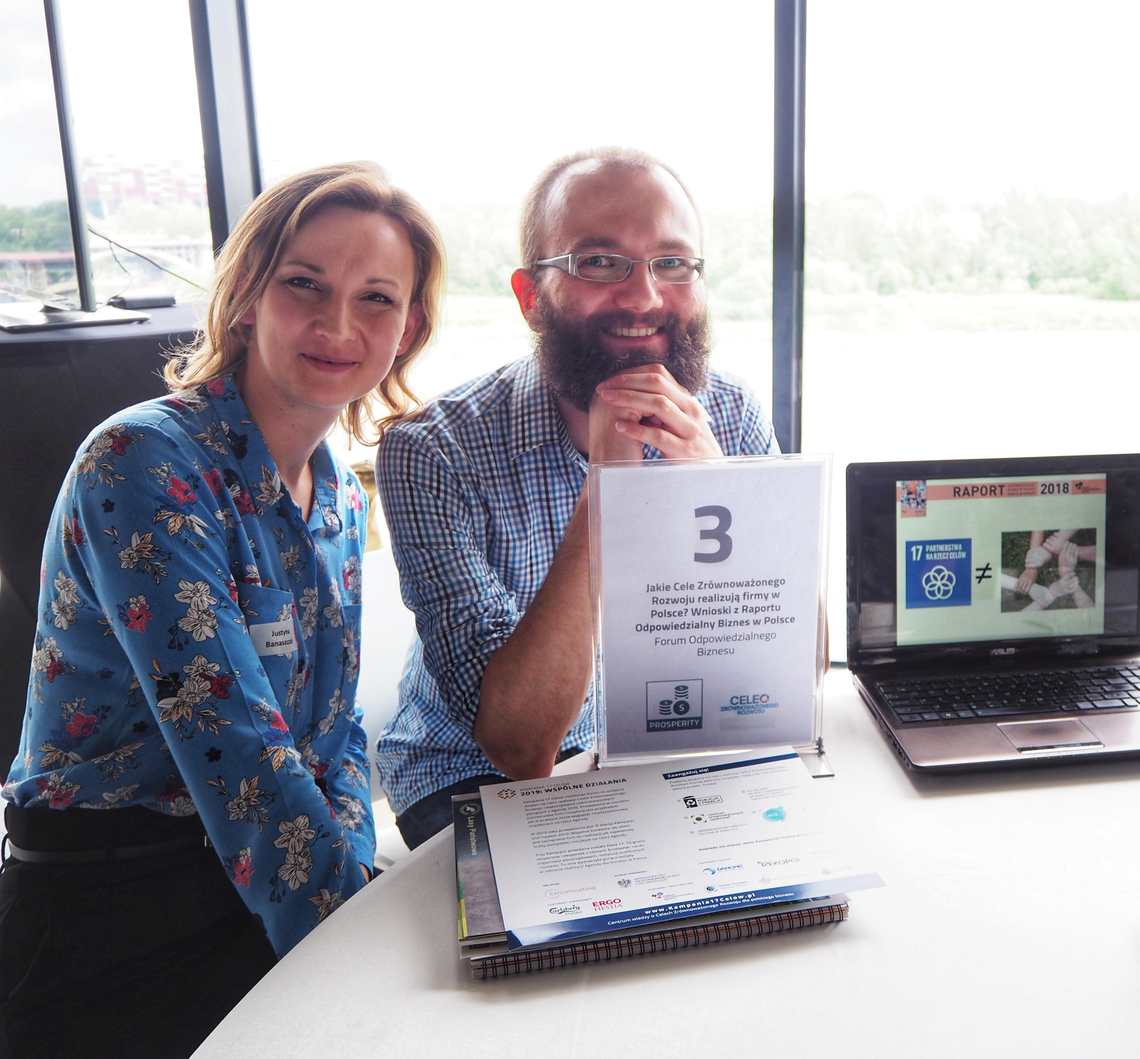 Fundacja Ziemia i My Konferencja CSR